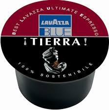 Lavazza Blue Capsules - Tierra Intenso Single Shot x 100